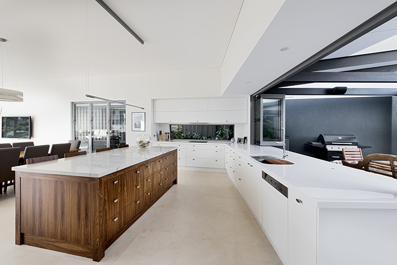 Custom kitchen cabinets perth carpentech cabinets perth for Kitchen designs perth