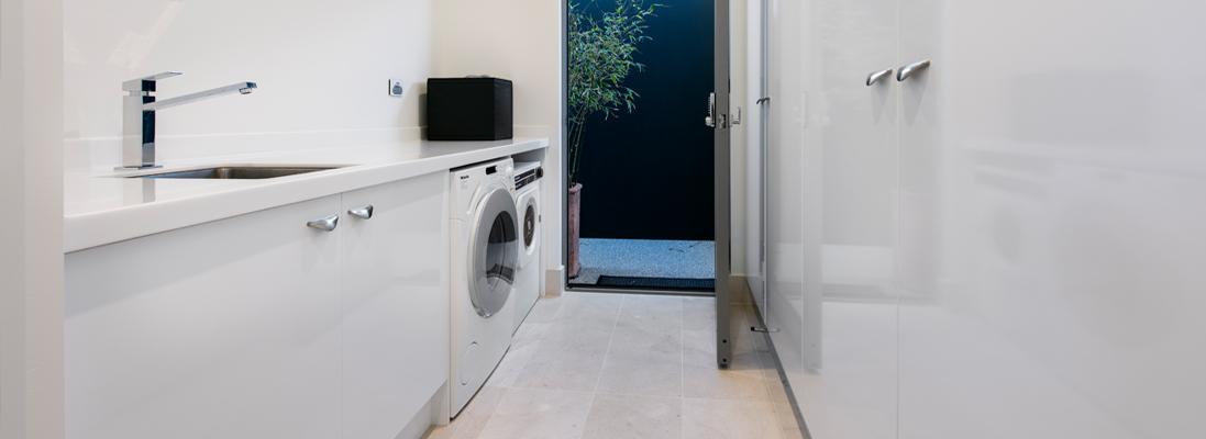 Custom Laundry Cabinets Cabinet Maker Perth Carpentech